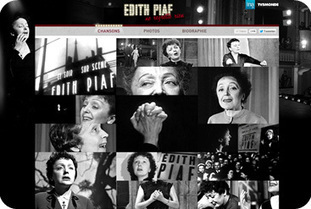 TV5MONDE : Edith Piaf | Remue-méninges FLE | Scoop.it