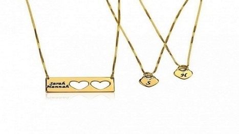 Win Free Mother Kid Necklace | Jeweleen - Dazzling Fashion Jewelry | Scoop.it