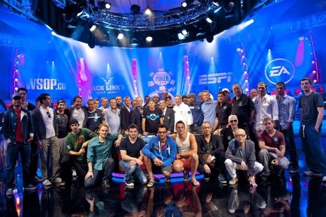 WSOP: Big One for One Drop Returns in 2014, 'Little One' Next Year | BLUFF Magazine | Hit by the deck | Scoop.it