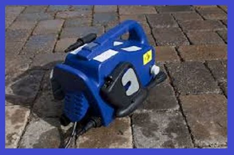 AR Electric Pressure Washer Portable Power Washer 1,500 psi High Performance | Best Electric Pressure Washers | Scoop.it