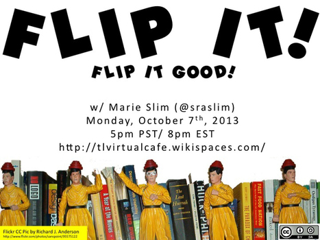 TL Virtual Cafe - FlipItGood | Daring Ed Tech | Scoop.it