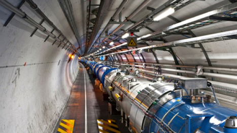 It's Official: The #LHC Didn't Find a New #Particle #Physics #Science #MSM | Limitless learning Universe | Scoop.it