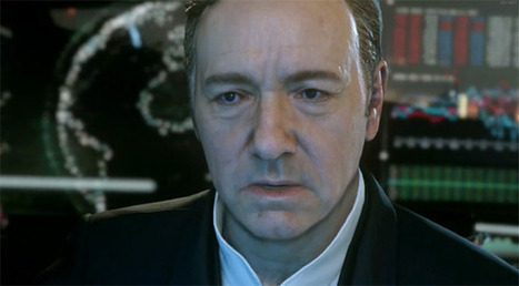 Call of Duty: Advanced Warfare trailer features futuristic action, Kevin Spacey | MOVIES VIDEOS & PICS | Scoop.it