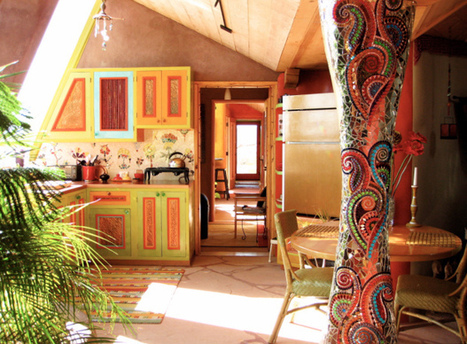 Earthship Green Homes | Cities & Immigration | Scoop.it
