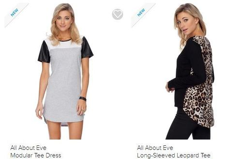 E-commerce fashion : check that roll-over effect ! | Digital Love | Scoop.it