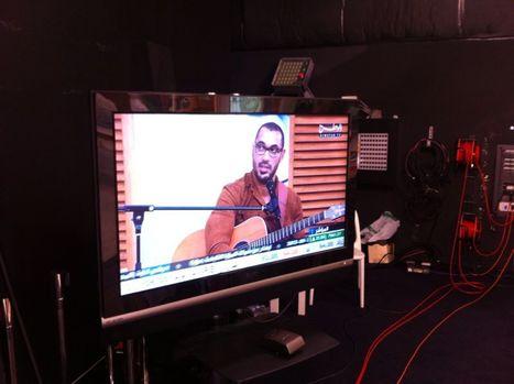 FABRICE Live Itw Al Watan TV  Kuwait                   تلفزيون الوطن   The RedGold&Green Folk Project   Scoop.it