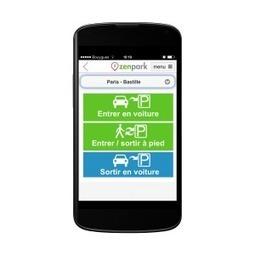 Pour accompagner son lancement à Lyon, la start-up Zenparc propose le parking gratuit pendant la Fête des Lumières   Lyon Business   Scoop.it