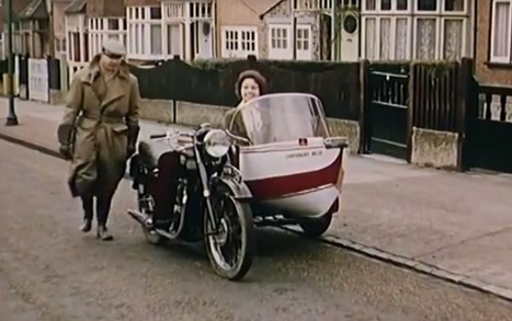 Video: The Amphibious Motorcycle Sidecar of the Past That We Want Today | Cafe racers | Scoop.it