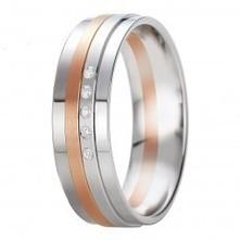 18K - WEDDING BAND - diamond Combo - Price Range: US$753.00   Wedding Band Collection Dubai   Scoop.it
