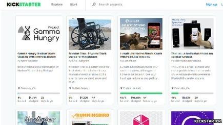 Kickstarter relaxes crowdfund rules | Web 2.0 news | Scoop.it
