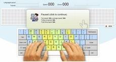 Keybr : un exerciseur en ligne gratuit et performant pour apprendre à taper au clavier sans douleur. | Ressources informatique et classe | Scoop.it