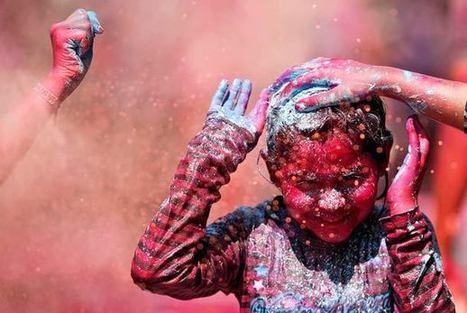 Holi 2013 – Le Festival des Couleurs | Photographier le monde | Scoop.it