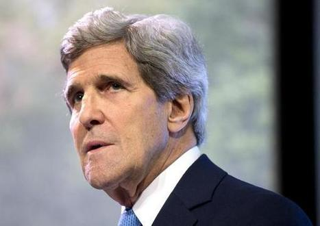 John Kerry: Climate Change May Be 'World's Most Fearsome Weapon of Mass Destruction,' Skeptics 'Burying Their Heads in the Sand'   Global Warming   Scoop.it