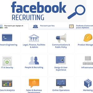 Et si Facebook misait sur le recrutement en ligne avec un job board ? | Blog YouSeeMii | Communication tout azimut | Scoop.it
