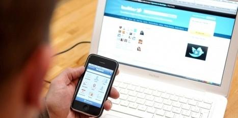 Réseaux sociaux, smartphones... Comment internet révolutionne la vie de bureau | usages du numérique | Scoop.it