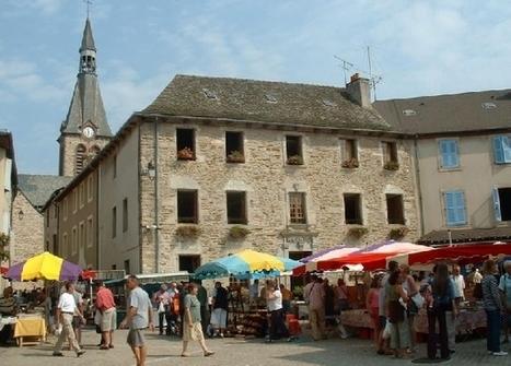 Nous avons visité pour vous, le marché de Naucelle | L'info tourisme en Aveyron | Scoop.it