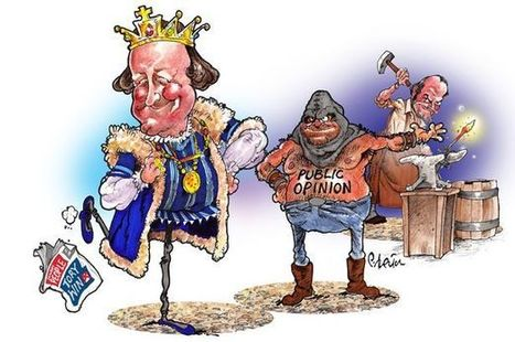 David Cameron might find a poker in his bottom | Welfare, Disability, Politics and People's Right's | Scoop.it