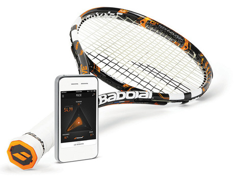 Babolat Play: Analyze Your Game with the First Bluetooth Connected Tennis Racquet / Biscayne Tennis Blog | Tennis | Scoop.it