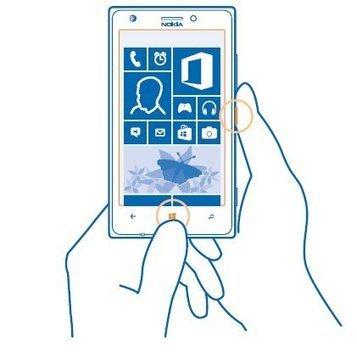 How To Take Screenshot - Nokia Lumia 720 - P^i   TechMobilePhone   Scoop.it