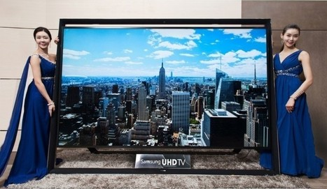 4K Ultra HD television adoption will happen faster than anticipated | Film, Television and Radio | Scoop.it