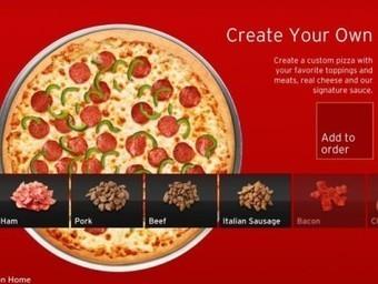 Bestel eens een pizza via je Xbox   ICT Showcases (exploratie)   Scoop.it