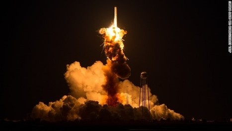 Teams investigate failure of unmanned rocket off Virginia coast | Systems of Knowledge | Scoop.it
