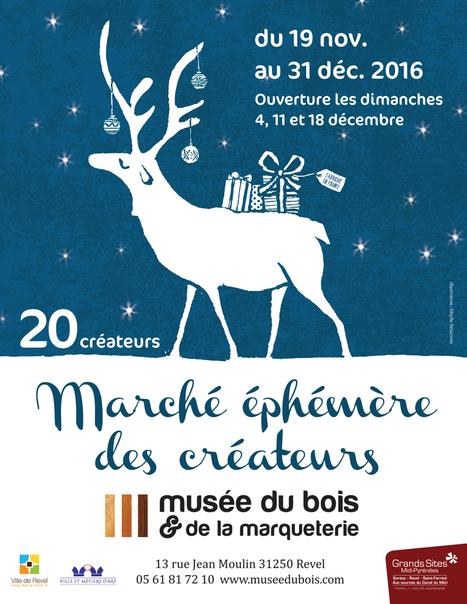 Musée du bois et de la Marqueterie de Revel. Agenda | La culture à Revel | Scoop.it
