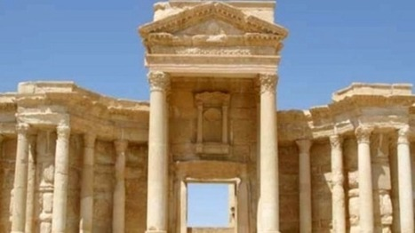 Syria's ancient city of Palmyra on brink of destruction | Archaeology News | Scoop.it