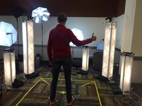 "Microsoft's ""holoportation"" lets you augment someone else's reality 