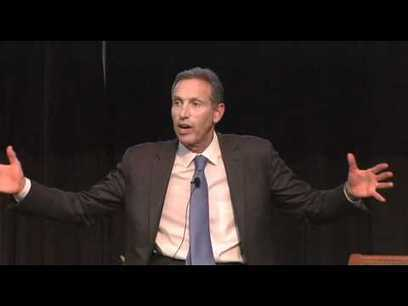 Howard Schultz, CEO of Starbucks - Voices of Experience - YouTube | A2 BUSS4 Leadership | Scoop.it