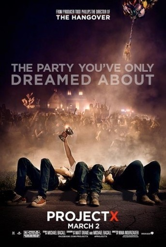PROJECT X Movie Trailer | Reviews and Trailers | Scoop.it