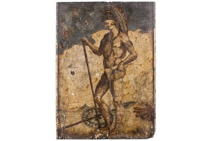 Marc Labarbe discovers a rare painting from the sixteenth century   Art Daily   Amériques   Scoop.it