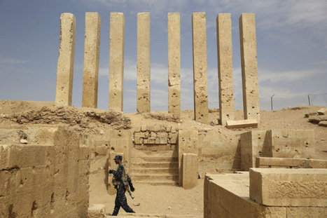 Ancient temple left neglected as Yemen war threatens history | Heritage in Danger | Scoop.it