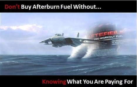 Afterburn Fuel Review | Mobile Marketing | Scoop.it
