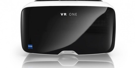 Carl Zeiss Unveils VR One Virtual Reality Headset for $99 | Technology News | Scoop.it