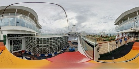Google Street View Pulls Its First Cruise Ship Aboard | Spatial Education and technology | Scoop.it