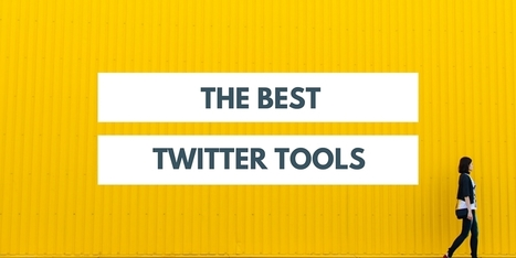 Twitter Guide: How To Do Everything With Twitter | Education & Numérique | Scoop.it