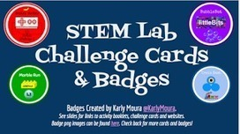Teaching, Tech and Twitter: Gamifying Our STEM Lab. Leveling Up With Challenges, Digital Badges, Display Pages & More! | Keep learning | Scoop.it