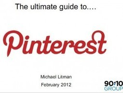 Ultimate Guide to Pinterest | Around facebook. | Scoop.it