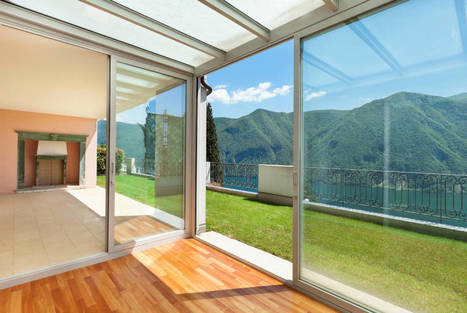 Poser une baie vitrée | Fenêtre | Scoop.it