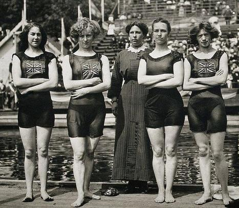 The Forgotten History of Female Athletes Who Organized Their Own Olympics | Fabulous Feminism | Scoop.it