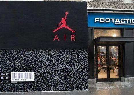 Nike, partnering with Footaction chain, to debut Jordan Brand stores called Flight 23 | Brand Marketing & Branding | Scoop.it