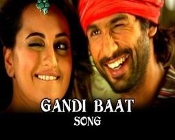 GANDI BAAT Song lyrics Mp3 Download - R... Rajkumar | Songs | Scoop.it