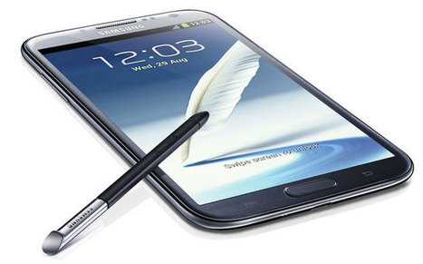 Samsung Galaxy Note 2: bigger is better | TechCentral | #ows | Scoop.it