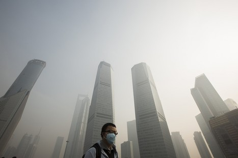 Secretive China shocks environmentalists by making public its data on smog-filled air | Sustain Our Earth | Scoop.it