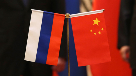 China and Russia to increase trade to $100bn in 2015 | Gold and What Moves it. | Scoop.it