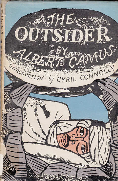 Albert Camus' The Outsider and its covers' stories - gallery | RCHK Albert Camus The Outsider or The Stranger | Scoop.it