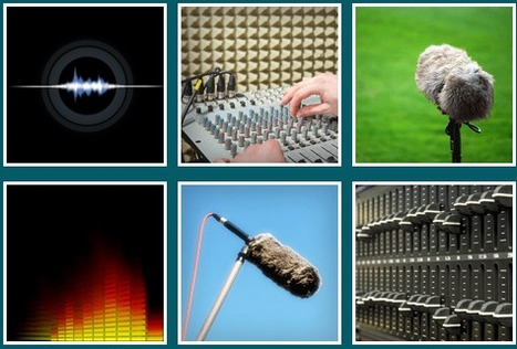 Free Sound Effects - SoundGator | Digital Presentations in Education | Scoop.it
