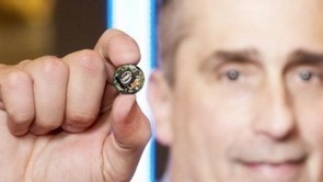 With Curie, Intel hopes to break new ground in wearables, sensors, and the Internet of Things  | CES2015 | 21st Century Innovative Technologies and Developments as also discoveries, curiosity ( insolite)... | Scoop.it