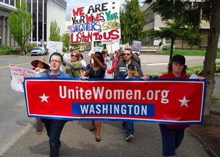 """Speaking of America"" - Monday May 7th ""Whats Next for Unite Women?"" 8pm PT/11pm ET 